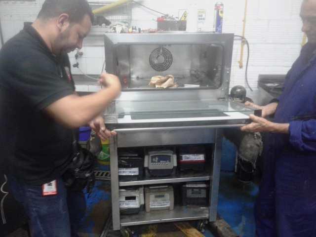Tu horno industrial necesita mantenimiento ac nos encargamos for Hornos industriales bogota