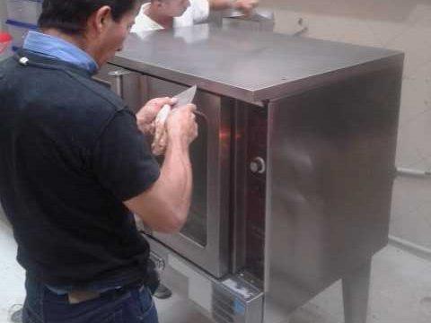 Servicio técnico de Mantenimiento y reparación de HORNOS INDUSTRIALES Gas Y Eléctricos ROTATORIOS