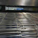 Venta y mantenimiento de hornos de cadena, banda transportadora o túnel para pizzas con repuestos nuevos y usados