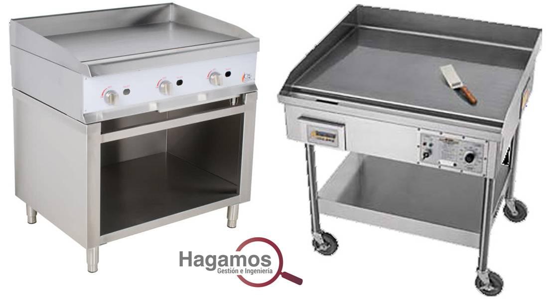 EQUIPOS DE SEGUNDA MANO PARA cocinas industriales PARA RESTAURANTES
