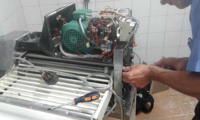 mantenimiento laminadoras industriales bogotá