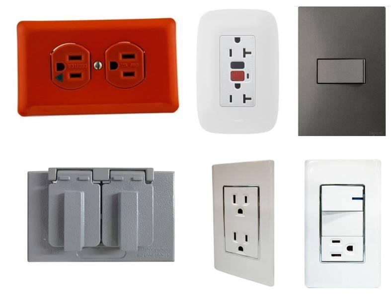 ¿Qué tipos de conexiones eléctricas existen, las domiciliarias, residenciales o industriales?