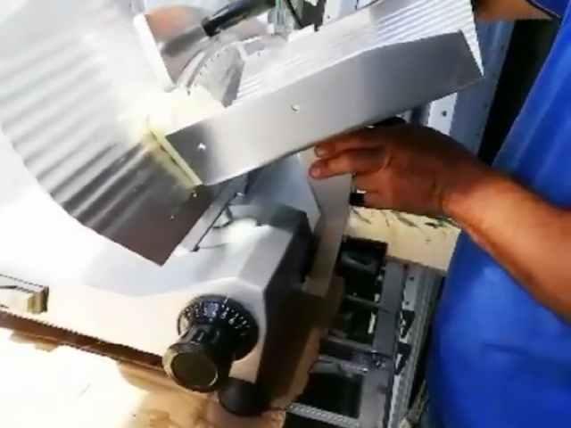 Mantenimiento y reparación de TAJADORAS y REBANADORAS con servicio técnico profesional