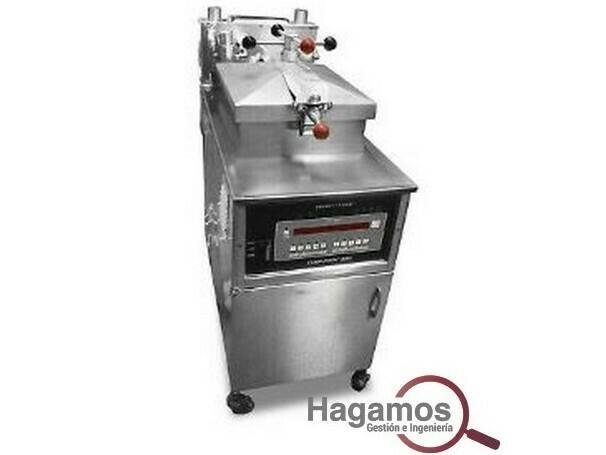 HENNY PENNY Computron 8000 Freidora A Presión PFG600